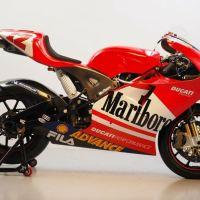 Ex-MotoGP - 2003 Ducati GP3