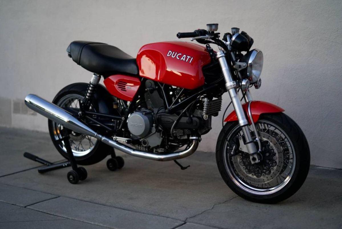 2007 Ducati SportClassic GT1000
