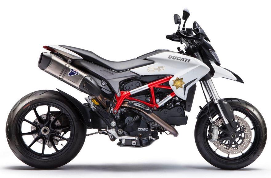 Movie Star 2015 Ducati Hypermotard 821 Bike Urious