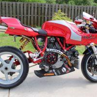 2001 Ducati MH900E #800/2000
