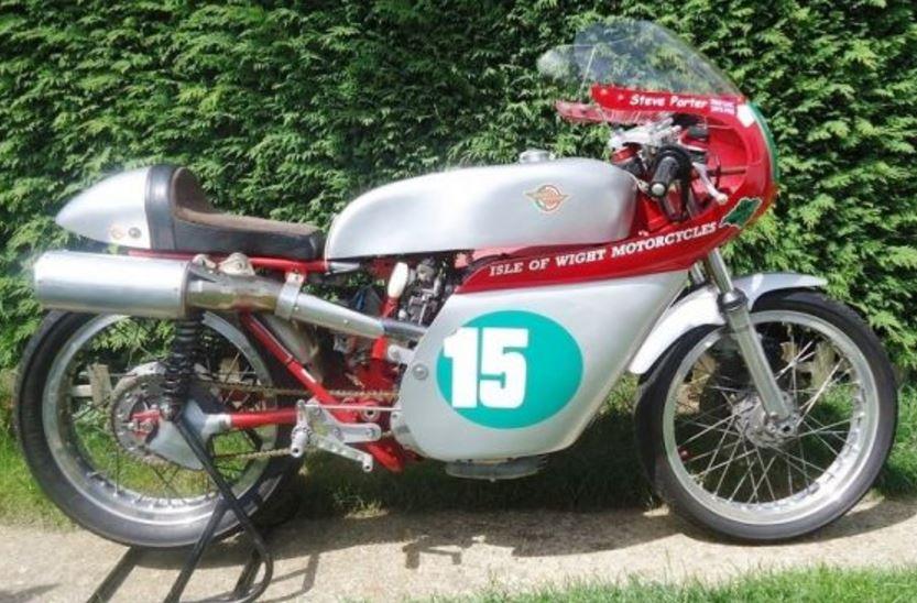 1967 Ducati MK3 250 CRMC Racer