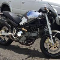 2001 Ducati Monster Cromo