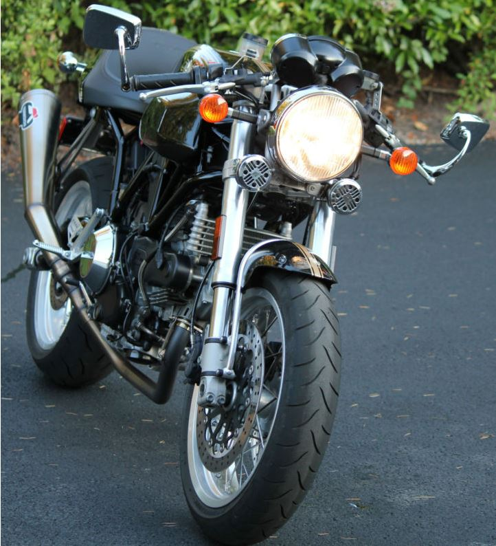 Ducati Sport 1000 Special Edition - Front