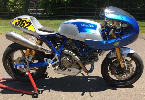 "#4 of 50 - 2007 Ducati SportClassic ""NCR New Blue"""