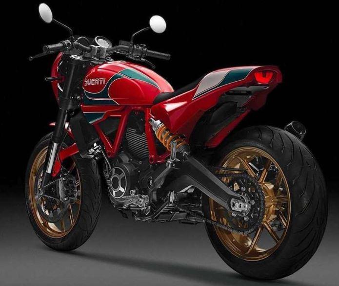 1 of 58 – Ducati Thailand Scrambler Hailwood Edition   Bike