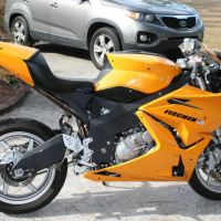 American SuperSport - 2009 Fischer MRX 650