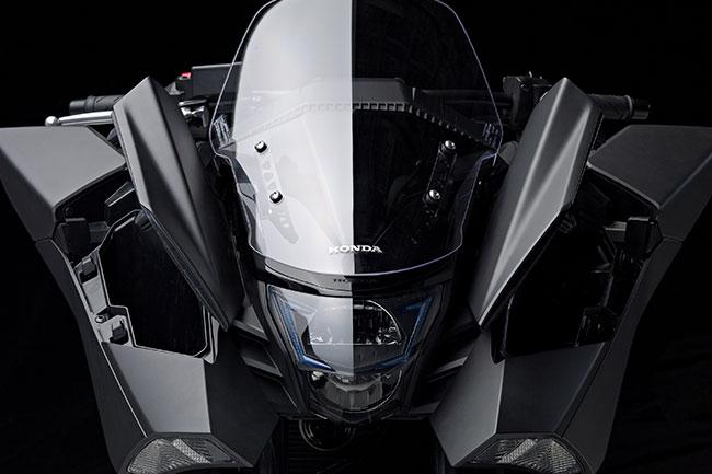 photo from Honda