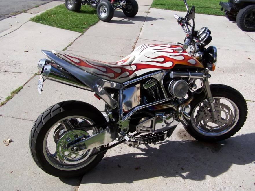 Ghost Rider Buell - 1