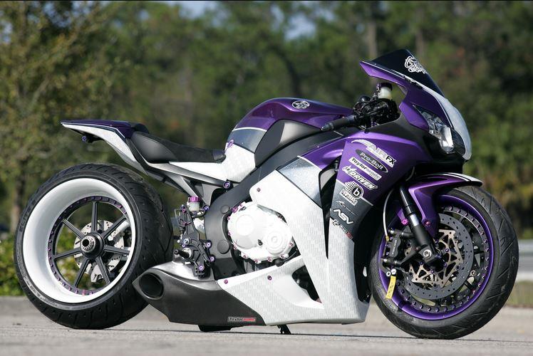Gooichi Motorsports Showbike - 2008 Honda CBR 1000RR