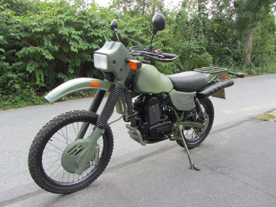 HD MT500 - Left Side