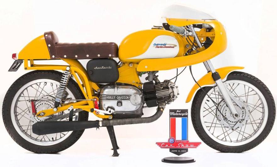 Cafe Rebuild – 1966 Harley-Davidson 250 Sprint H – Bike-urious