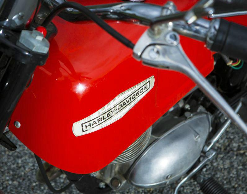 Harley Davidson Bobcat - Gas Tank