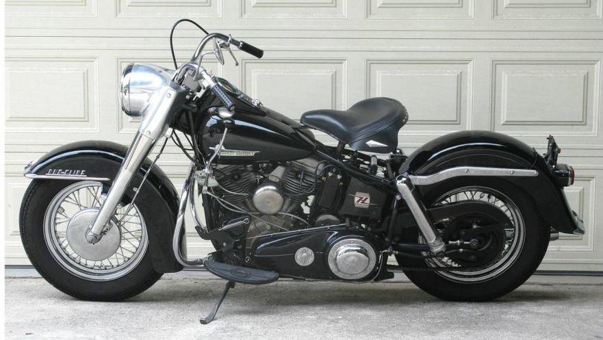 Harley Davidson  Panhead For Sale