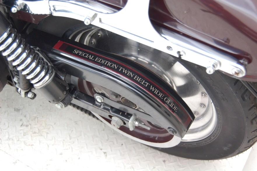 Harley Davidson FXDG Willie G Special - Belt