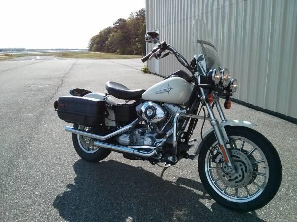 2001 Harley-Davidson FXDP Dyna Defender – Bike-urious