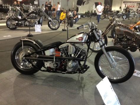Harley-Davidson FXS Low Rider Custom - Show Right