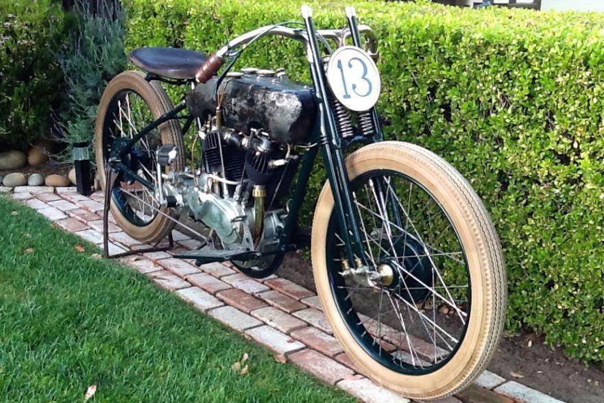1920 Harley-Davidson JD Racer