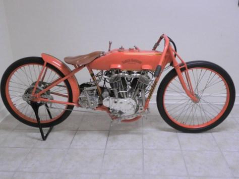 Harley-Davidson JD Racer - Right Side