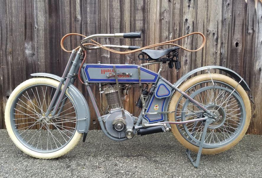 1911 Harley-Davidson Model 7