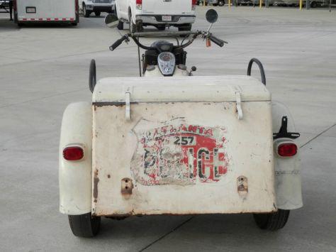 Harley-Davidson Servicar - Rear