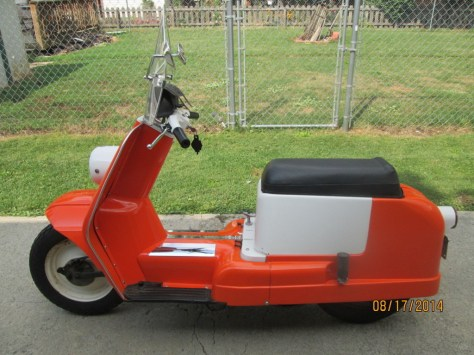 Harley-Davidson Topper - Left Side