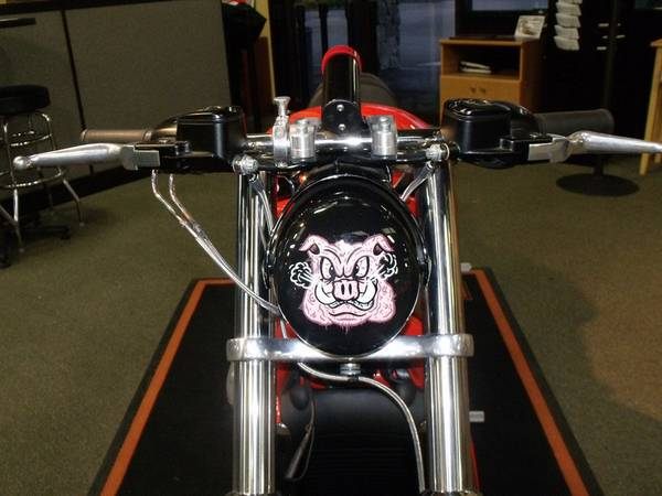 Harley Davidson V-Rod - 3