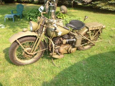 Harley-Davidson WLA - Left Front