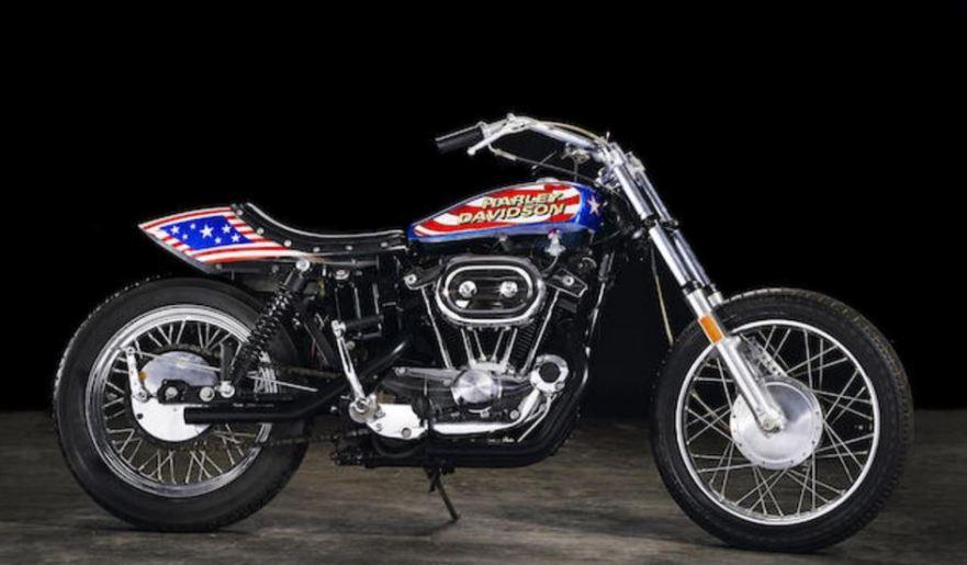 Harley-Davidson XL1000 - Viva Knievel