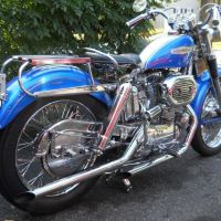 Hope You Like Chrome - 1967 Harley-Davidson XLCH