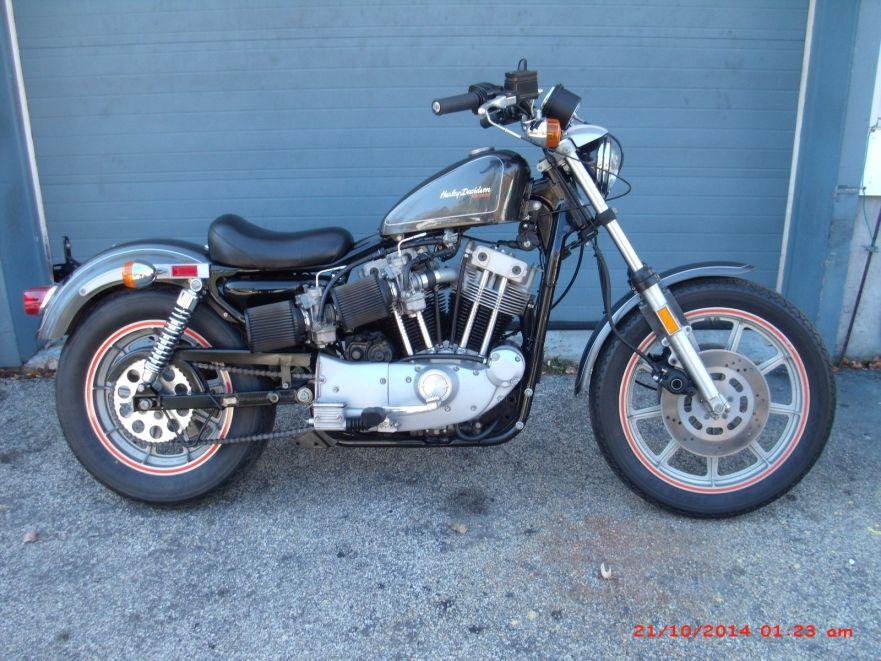 927 Miles – 1983 Harley-Davidson XR1000 | Bike-urious