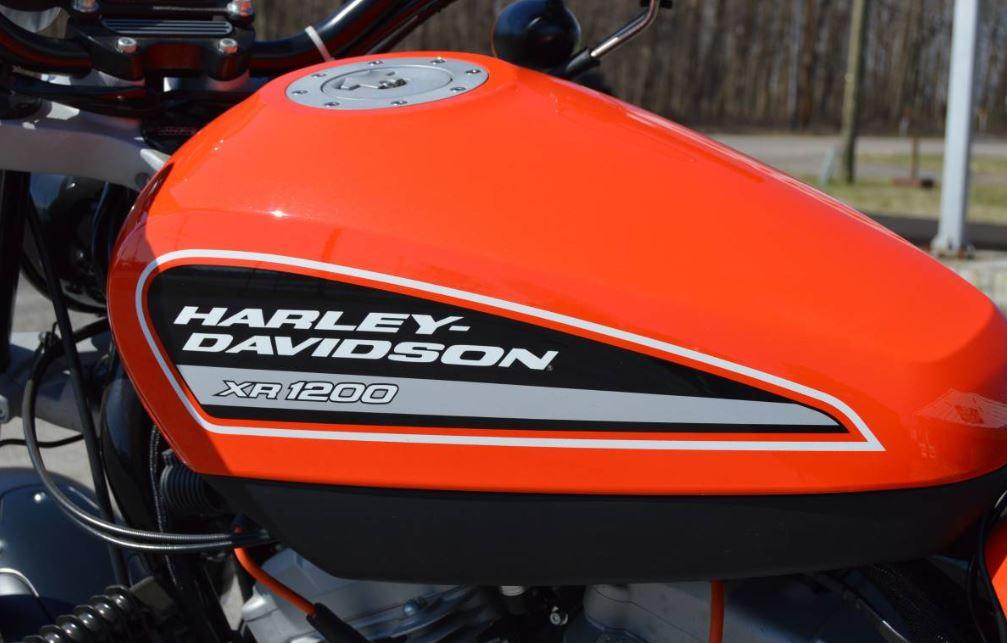 243 Miles – 2009 Harley-Davidson XR1200 – Bike-urious