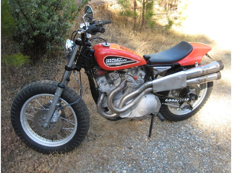 Harley Davidson XR750 - 1