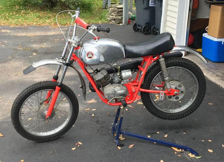 1973 Hodaka Ace 100B