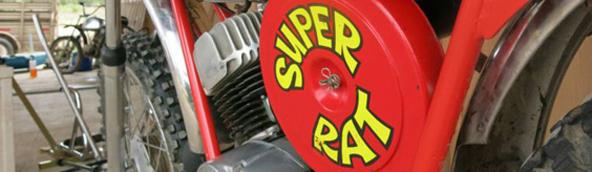 Hodaka Super Rat - featured