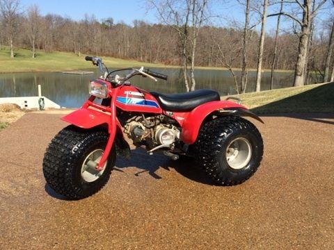 Four Wheelers For Sale Honda >> Three Wheeler – 1982 Honda ATC 110 – Bike-urious