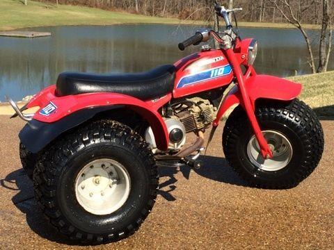 Atc 110 - Used Honda For Sale on craigslist  Correct Motor