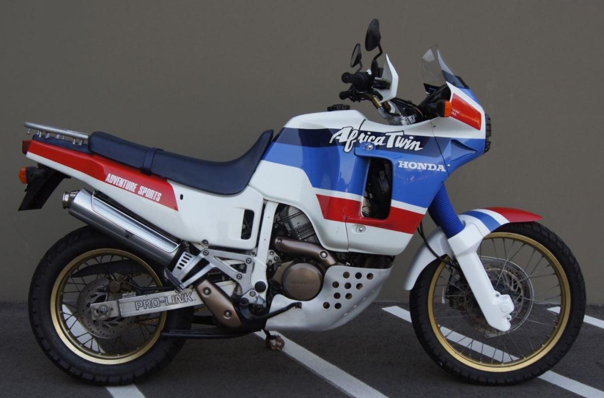 First Year - 1988 Honda XRV650 Africa Twin RD03