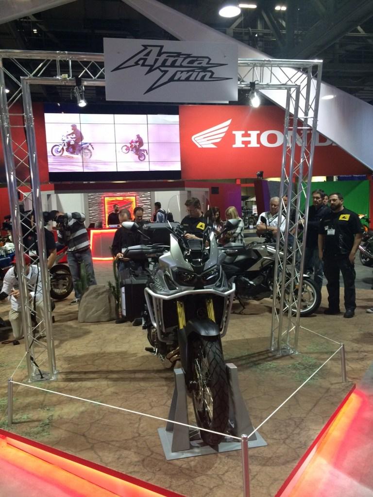 Honda Africa Twin Release