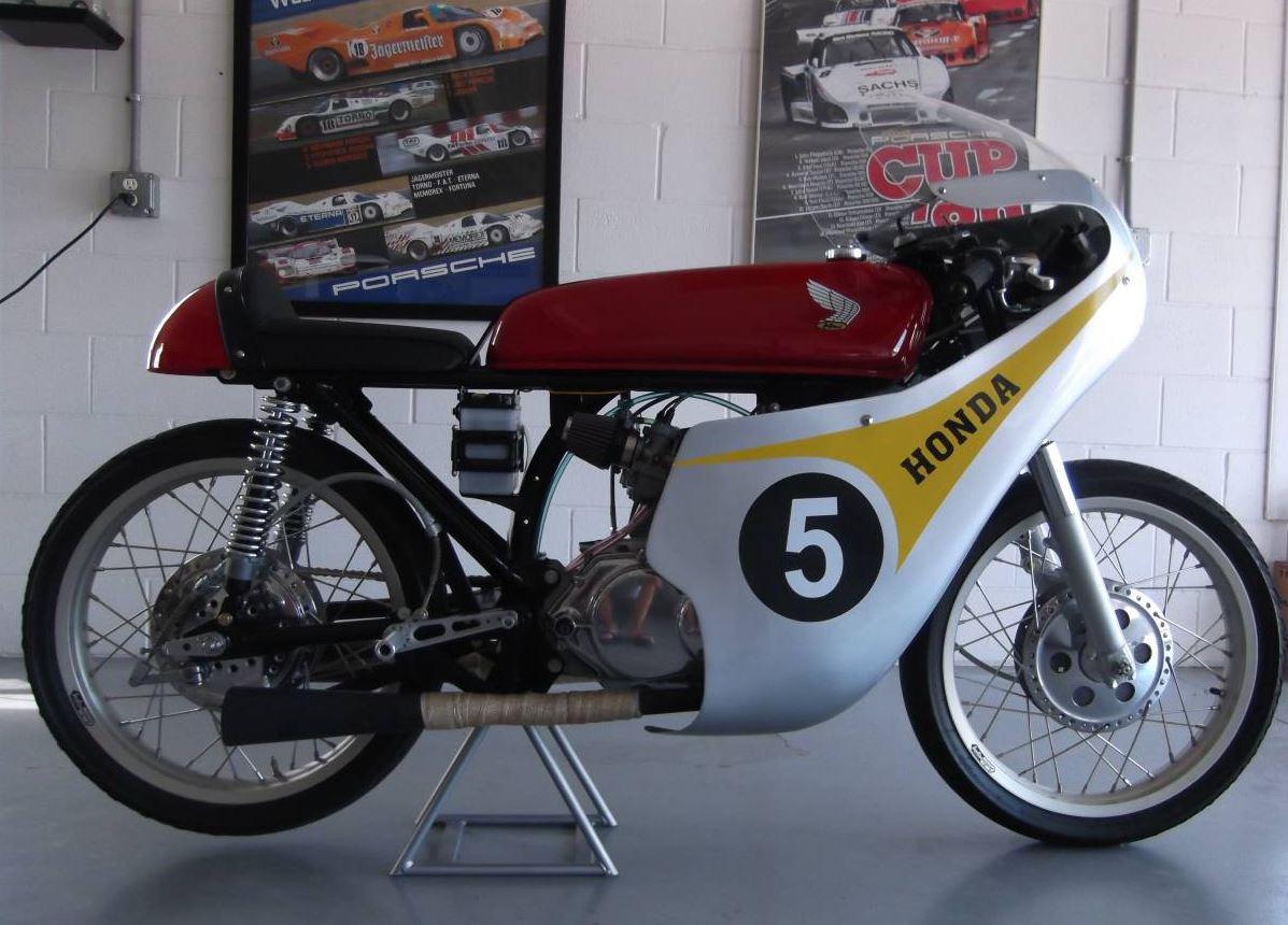 Honda Cb160 Racer