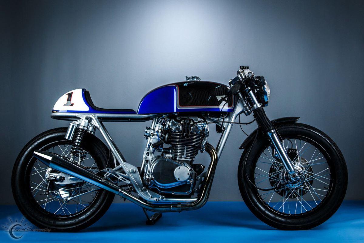 Ending Soon - 1975 Honda CB500T Cafe Racer