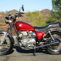 1980 Honda CB650