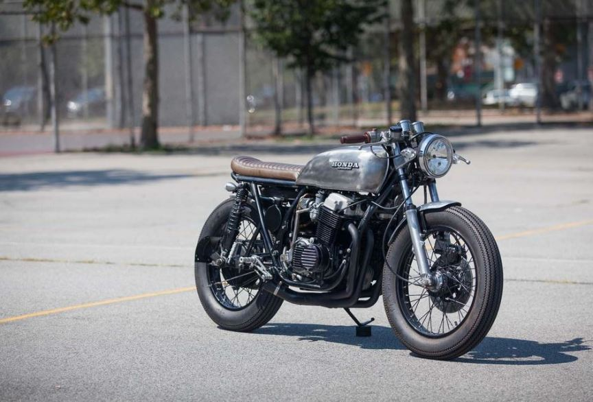 Honda Cb750 Cafe Racer >> 1972 Honda Cb750 Cafe Racer Bike Urious