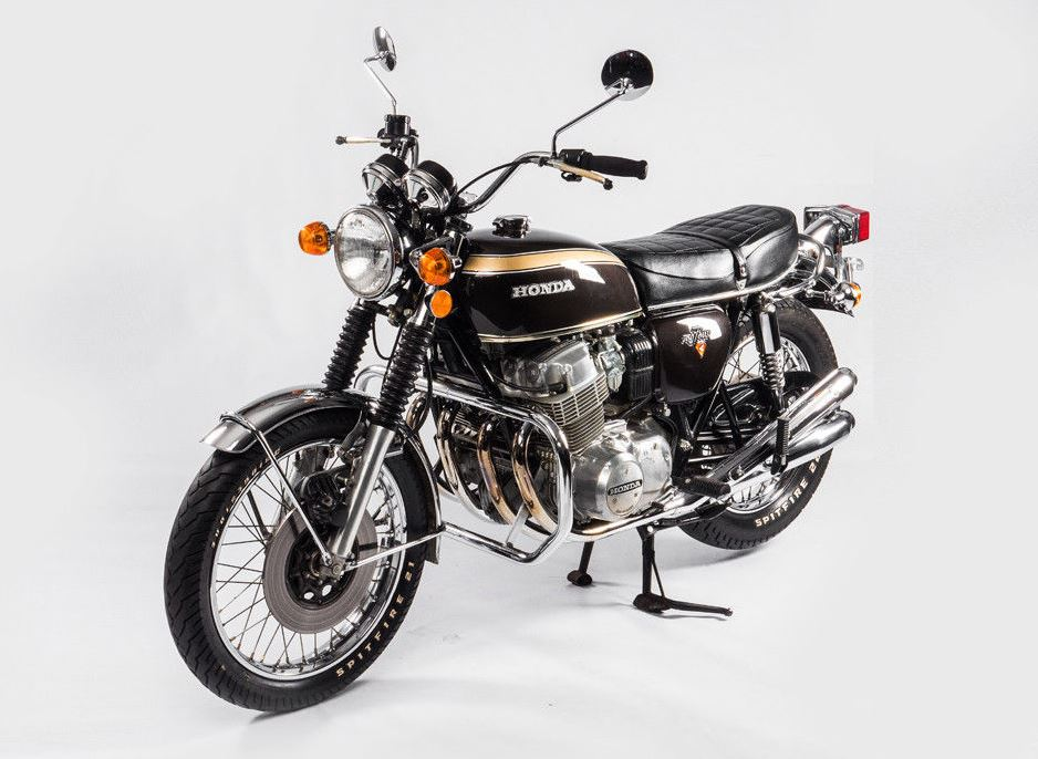 Well Preserved - 1972 Honda CB750