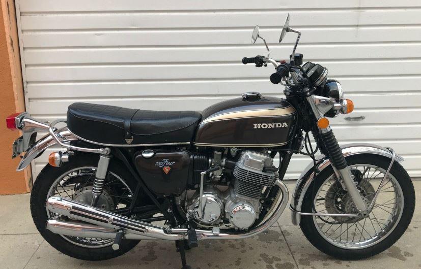 No Reserve - 1972 Honda CB750 | Bike-urious
