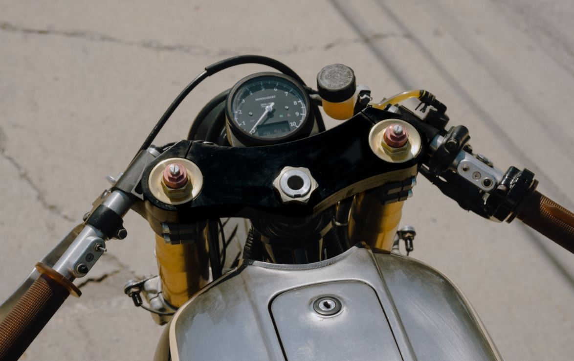 Find This Cafed CB750F For Sale In Chicago Illinois 11000 Here On The Bike Shed