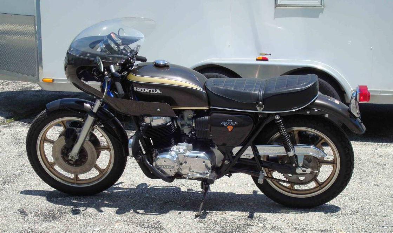 Custom Café – 1973 Honda CB750K2