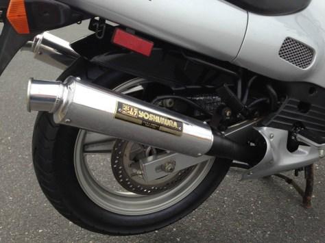 Honda CBR1000F Hurricane - Exhaust