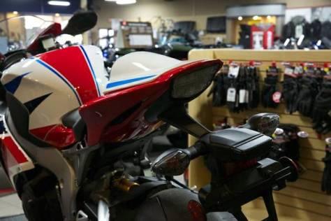 Honda CBR1000RR SP - Rear