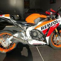 Pedrosa Edition - 2015 Honda CBR1000SP