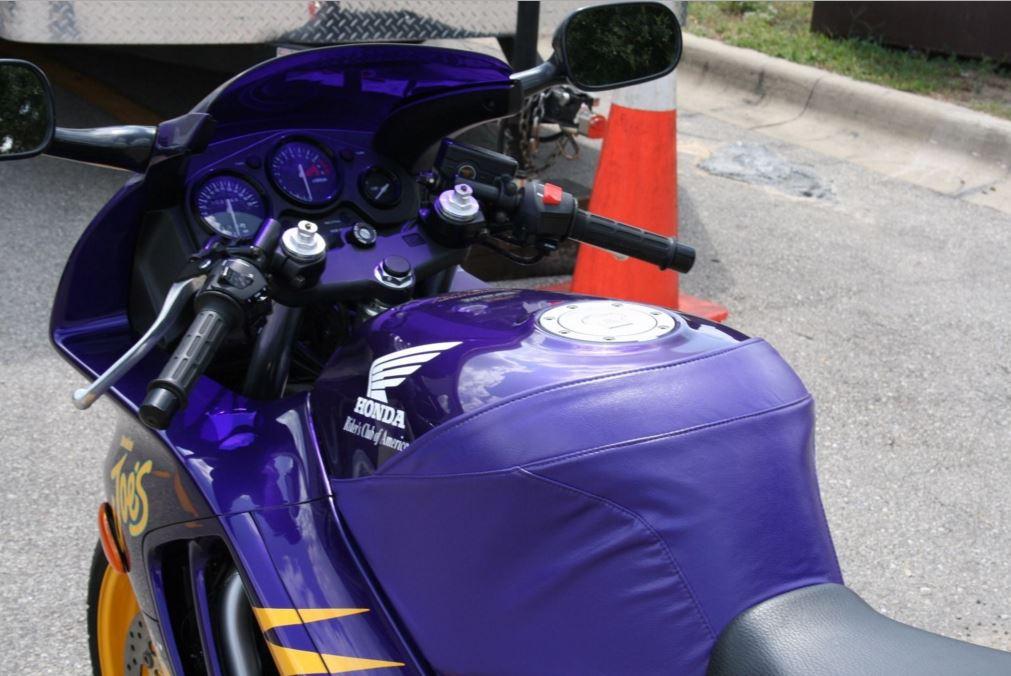1996 Honda CBR600 Smokin Joe's – Bike-urious